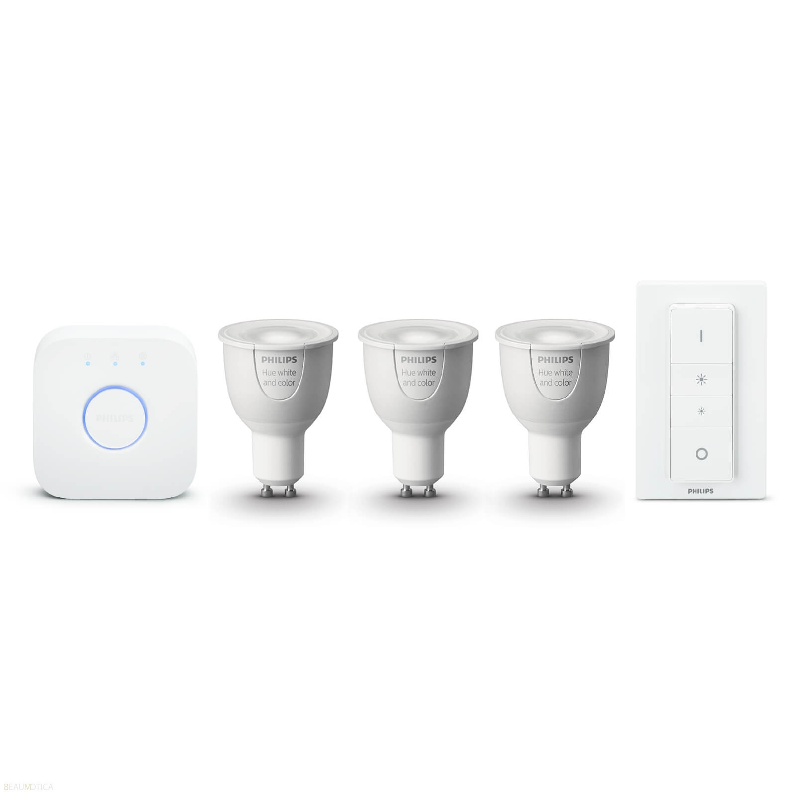 Philips Hue Gu10 Starter Pack With 3 Gu10