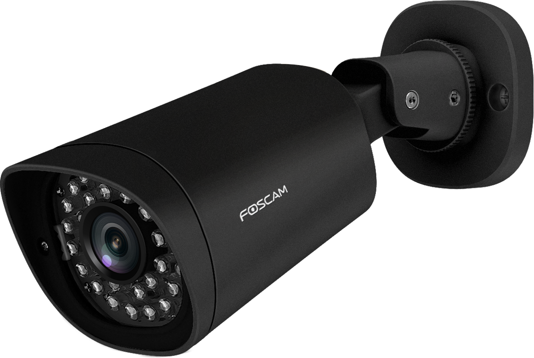 Foscam 2mp Full Hd Ip Outdoor Poe Camera