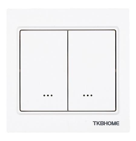 TKB Home Dimmer Compleet Z-Wave Plus 300W dubbel