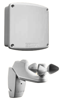 Somfy Eolis Box 2 Wind Protection Sensor