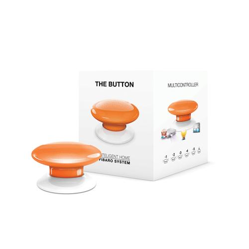 FIBARO Wandzender Z-Wave Plus Button