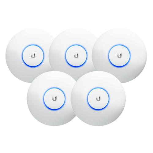 Ubiquiti Wifi Accesspoint AC Pro 5Pack Ubiquity