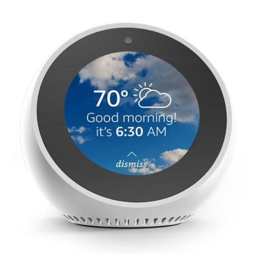 Amazon Echo Spot Wit
