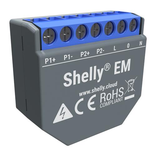 Shelly Energiemeter Shelly EM