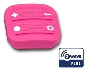NodOn Draadloze Schakelaar Z-Wave Plus vier Soft Remote