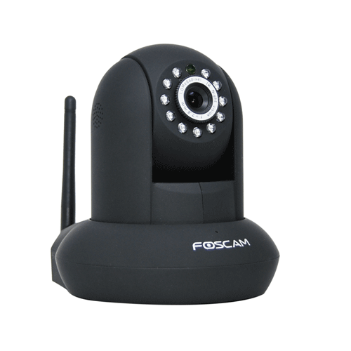 Foscam 1.3mp Pt Outdoorcamera Fi9821p Black