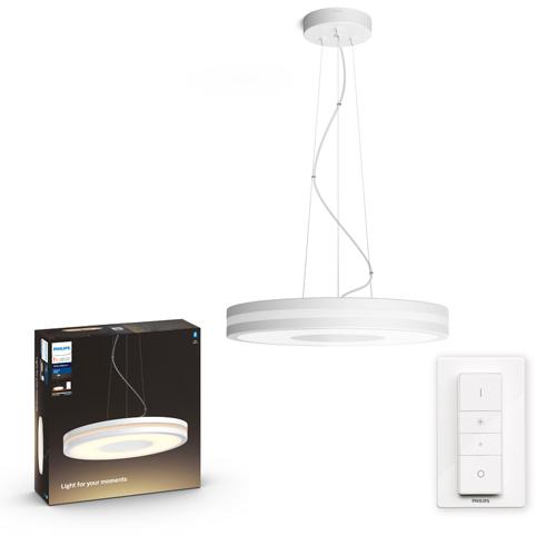 Philips Hue Plafondlamp Pendant wit