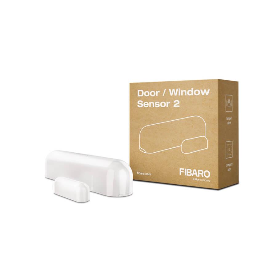 FIBARO Door Window Sensor V2 Z-Wave Plus Wit