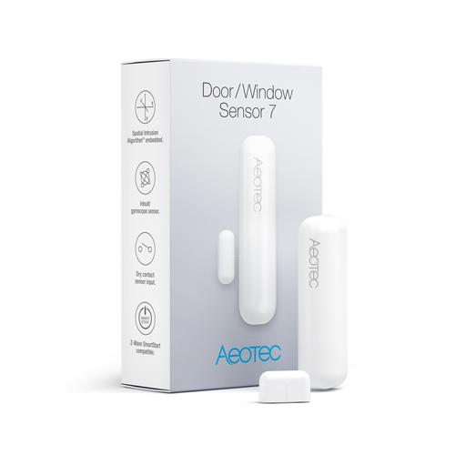Aeon Labs Raam Deur Sensor 7 Z-Wave Plus demo