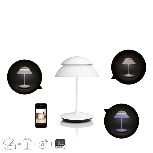 Philips Hue Beyond Tablelight Starter Pack