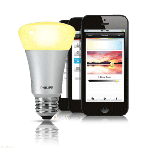 Philips Hue E27 Lamp Kleur