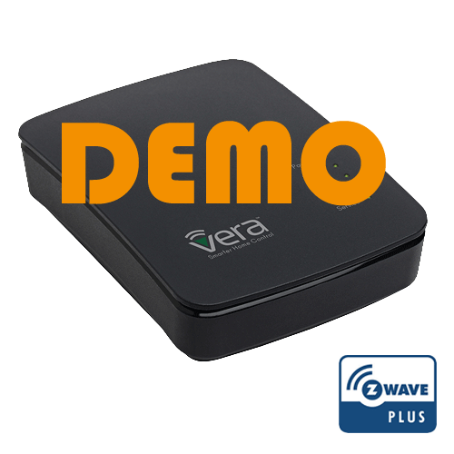 GetVera Edge Basisstation Z-wave Plus demo