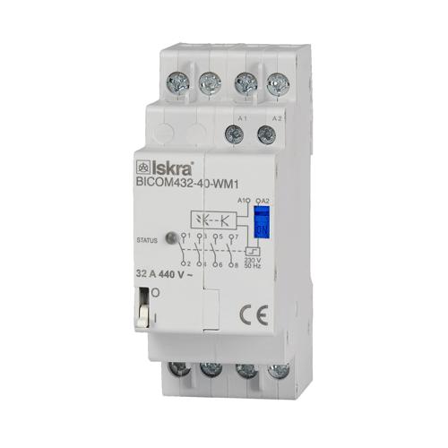Qubino Dinrail Smart-Meter 440v