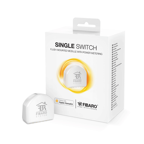 FIBARO Single Switch Homekit 1800w