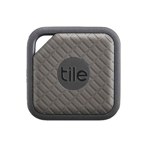 Tile Pro Black 1 Pack Keychain Tile