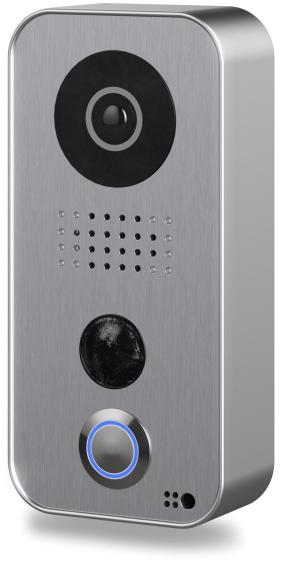 Doorbird Doorbird Doorbell Strato Silver Demo