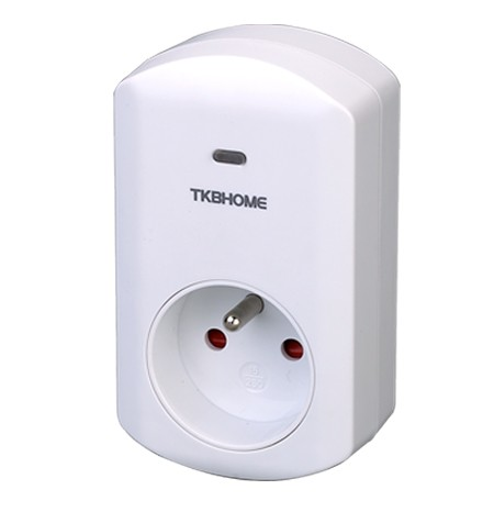 TKB Home Wallplug Smart Dimmer Z-Wave Plus F Tkb Home