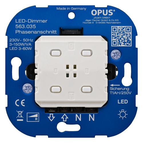 Opus Smart dimmer 60W Enocean Opus