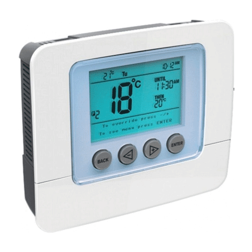 Secure Wallthermostat Lcd Display Z-Wave Scs317