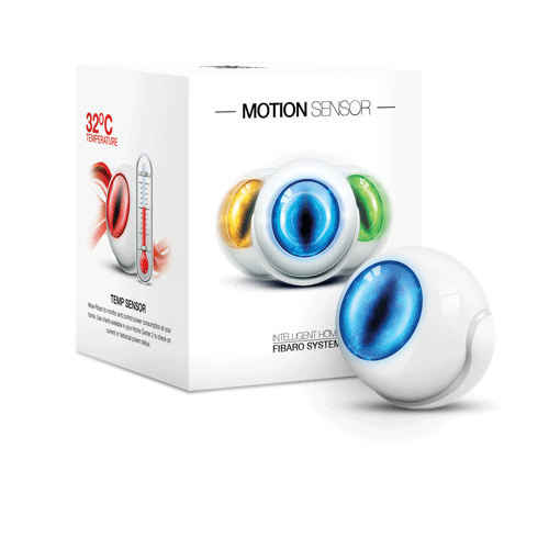 FIBARO Motionsensor V2 Z-Wave Plus