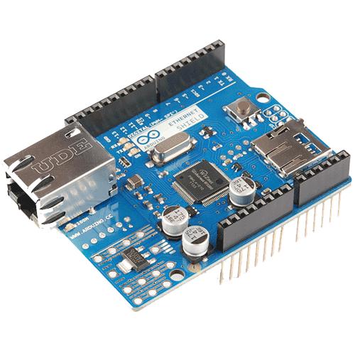 Axxatronic Axa 2.0 Arduino Shield Raambediening