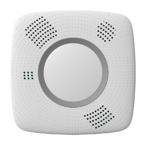 ROBB Smarrt Z-Wave Smoke And Co Detector White Separate Siren