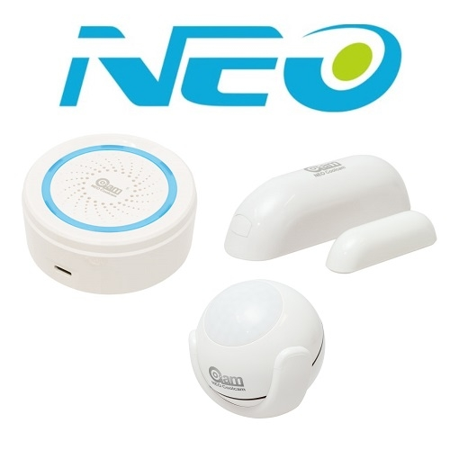 Neo Coolcam Security Set
