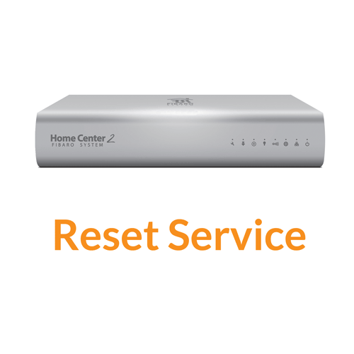 ROBB Smarrt Fibaro Home Center 2 Reset Service
