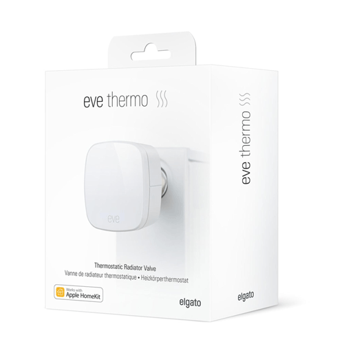 Elgato Thermostatic Valve Eve Thermo