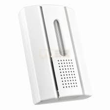 Klik-Aan-Klik-Uit Wireless Doorbell Chime 433mhz