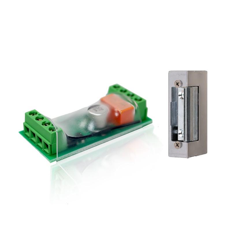 Popp Electrical Door Opener Set Z-Wave Plus