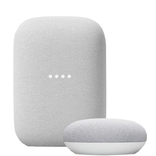 Google Nest Audio Met Gratis Nest Mini