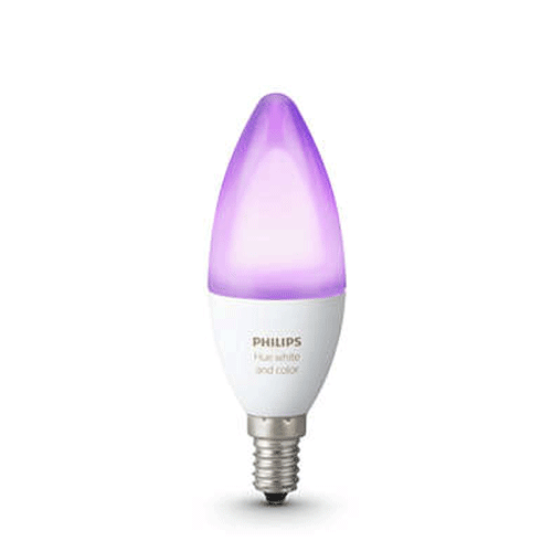 Philips Hue E14 Lux Lamp Kleur