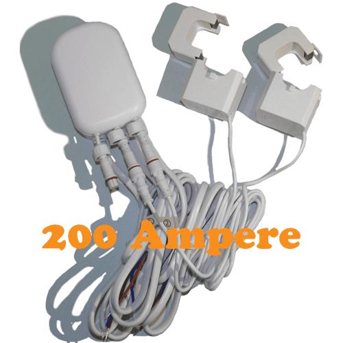 Aeotec Energiemeter Hem2 200a Z-Wave EOL