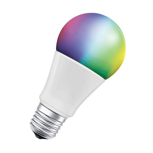 Osram E27 Lamp 8.5W RGBW Classic