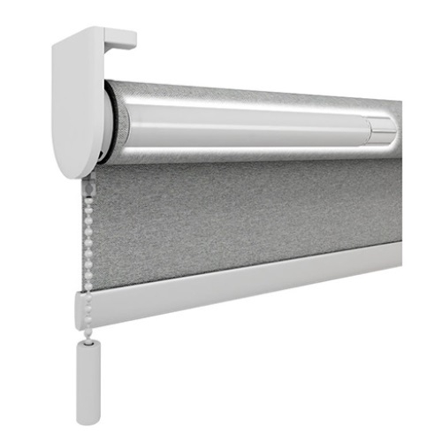 ROBB Smarrt Rollerblind With Pull Motor Motion
