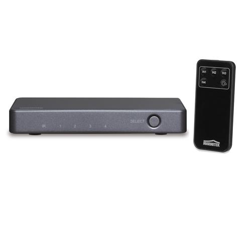 Marmitek HDMI switch 4 poorts