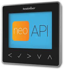 Heatmiser Heatmiser Neo Stat Zwart EOL