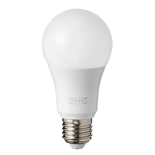 Ikea E27 Zigbee RGBW lamp Tradfri