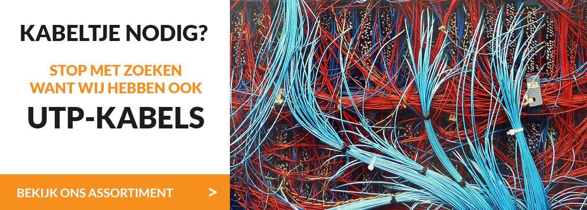 Netwerk kabels | Hoge kwaliteit voor een lage prijs
