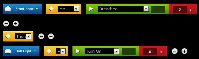 FIBARO | Block scenes programmeren