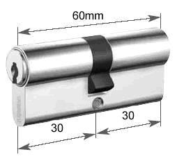 Het opmeten van de cilindermaat voor je deur