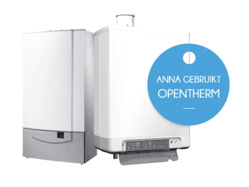Anna, de Domotica thermostaat met opentherm ondersteuning
