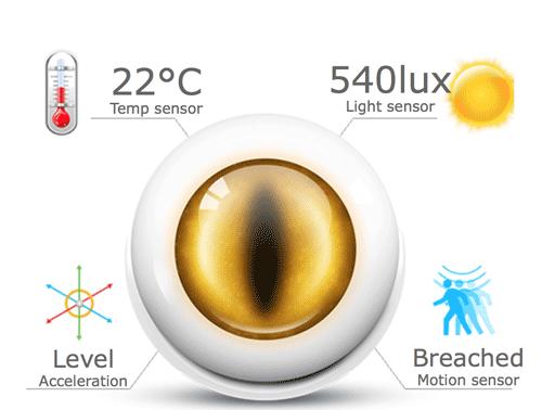 Domotica sensoren, de ogen en oren van je huis