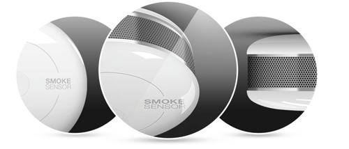 FIBARO Smoke Sensor FGSS- 002