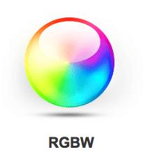 RGBW module