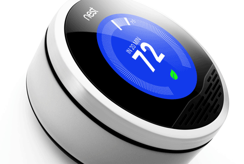 Nest Z-wave controller