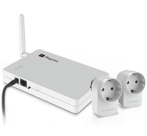 Plugwise zwave koppeling via Home Center 2
