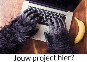 Jouw domotica project hier?