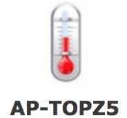 AP-TOPZ5 z-wave temperatuur sensor